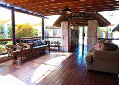 Beyond The Boma Lodge Lounge